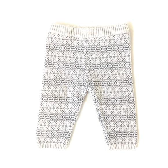Cherokee Baby Girl Sweater Leggings